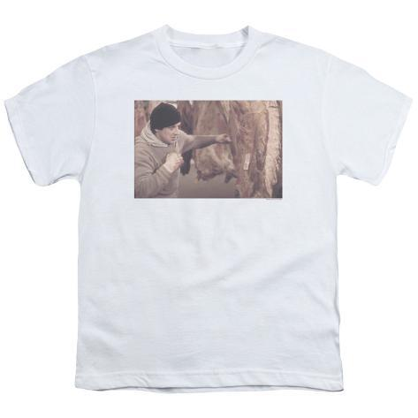 Youth: Rocky - Meat Locker Kids T-Shirt