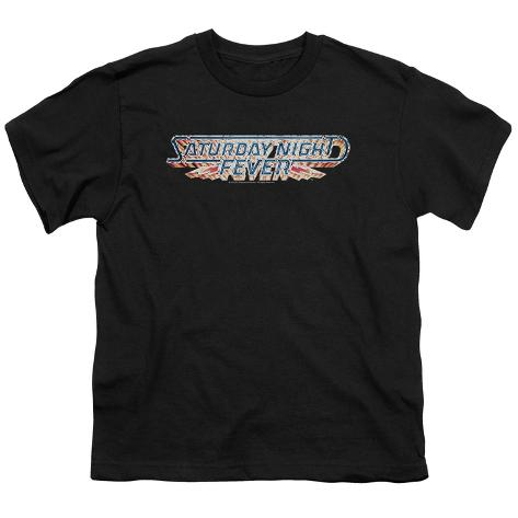 Youth: Saturday Night Fever - Logo T-Shirt