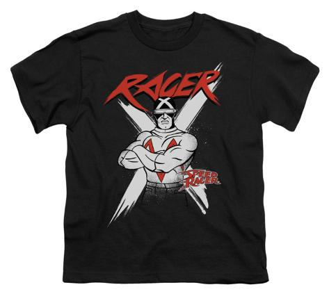 Youth: Speed Racer-Racer X Rough T-Shirt