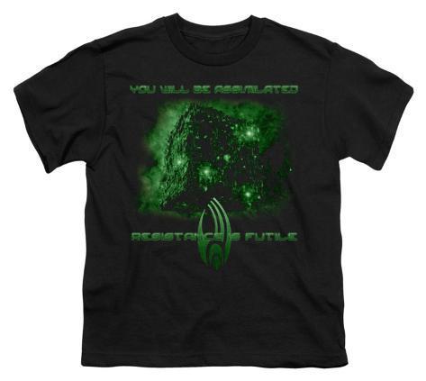 Youth: Star Trek-Assimilate Kids T-Shirt