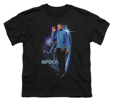 Youth: Star Trek - Galactic Spock Kids T-Shirt