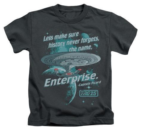 Youth: Star Trek - Never Forget Kids T-Shirt