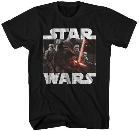 Youth: Star Wars- Kreamy Kylo Barn-t-shirt
