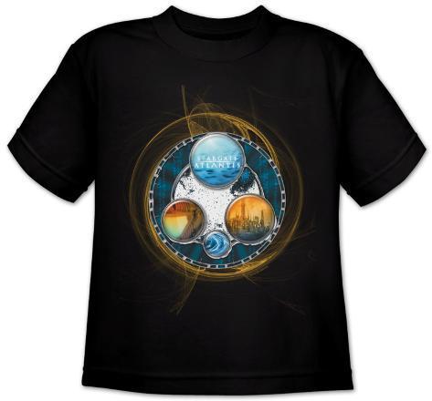 Youth: Stargate Atlantis-Atlantis T-Shirt