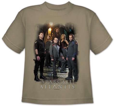 Youth: Stargate Atlantis-Explorers T-Shirt