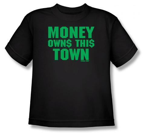 Youth: Storage Wars - Money T-Shirt