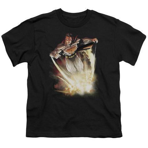 Youth: Superman - Explosive Kids T-Shirt
