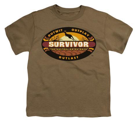 Youth: Survivor-Australian Outback T-Shirt