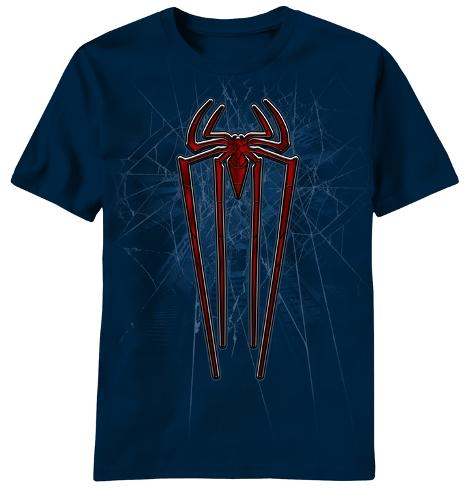 Youth: The Amazing Spider-Man - Big Bug T-Shirt