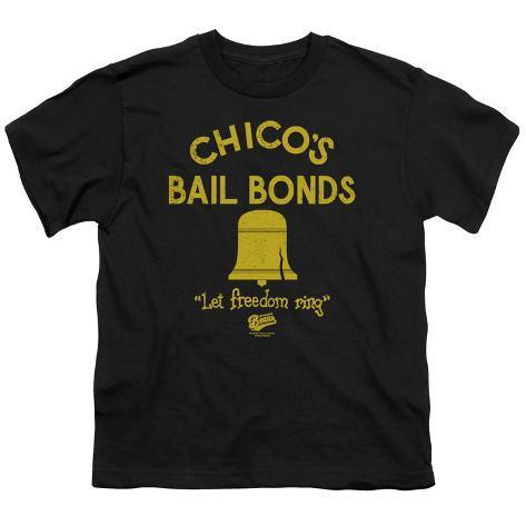 Youth: The Bad News Bears - Chico's Bail Bonds Kids T-Shirt