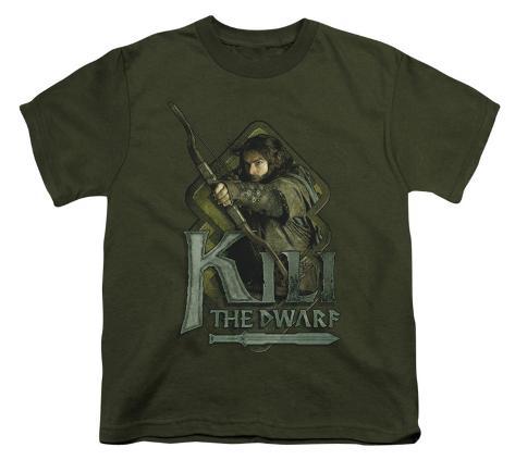 Youth: The Hobbit - Kili Kids T-Shirt