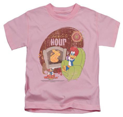 Youth: Woody Woodpecker - Chocolate Hour Kids T-Shirt