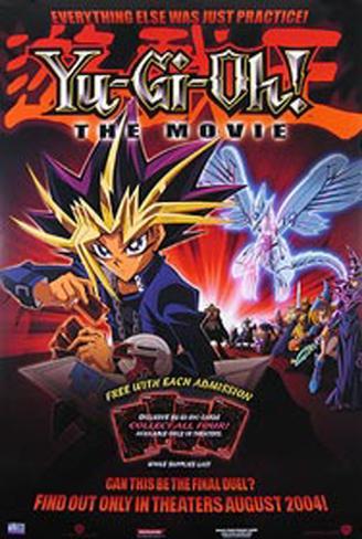 Yu-Gi-Oh Original Poster