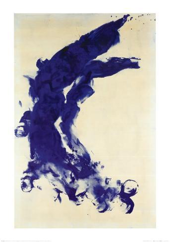 Antropometria, ANT 130, 1960 Impressão artística
