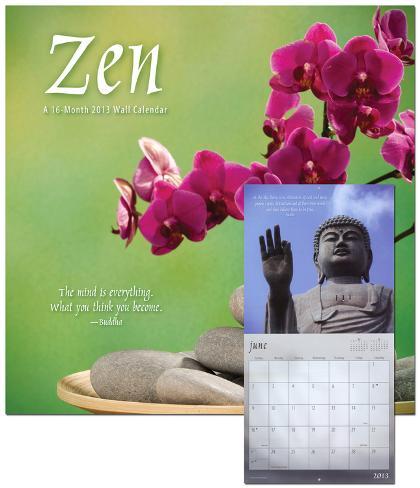 Zen - 2013 Calendar Calendars