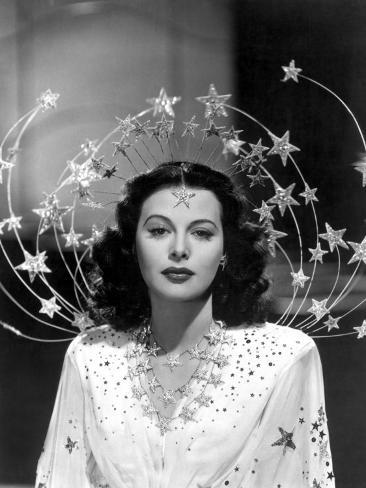Ziegfeld Girl, Hedy Lamarr, 1941 Photo