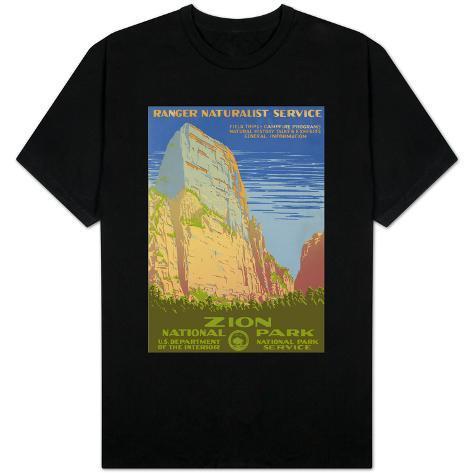 Zion National Park, c.1938 T-Shirt