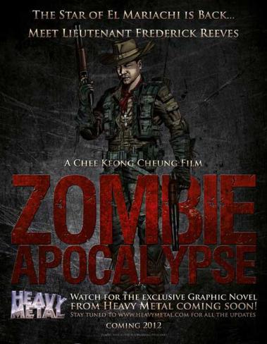Zombie Apocalypse Lámina maestra