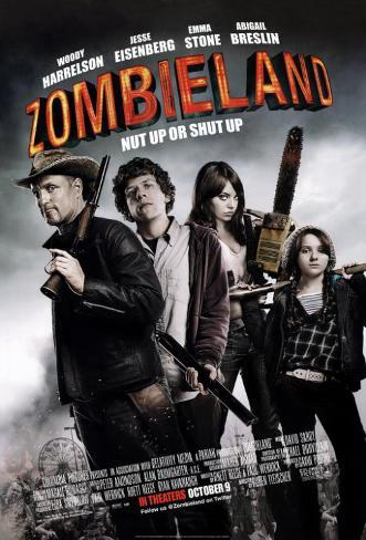 Zombieland Stampa master