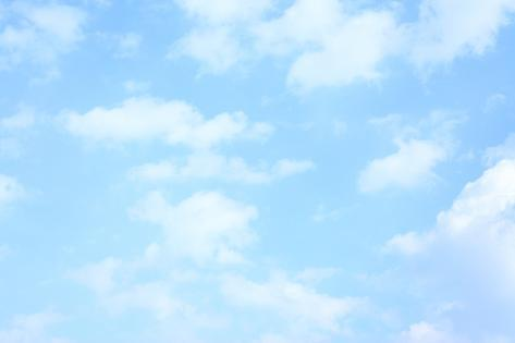 Light blue spring sky with clouds may be used as for Light sky blue paint