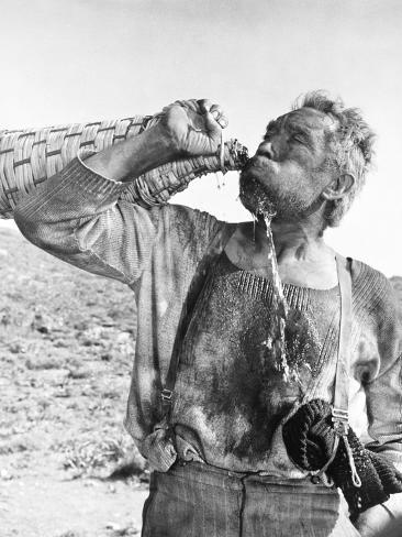 Zorba the Greek, Anthony Quinn, 1964 Photo