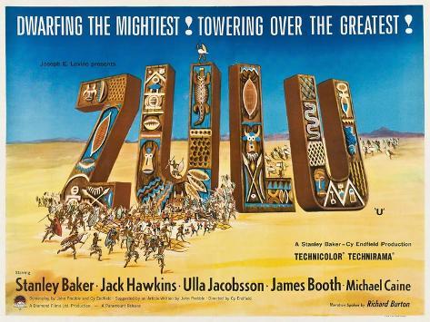 Zulu, 1964 Lámina giclée