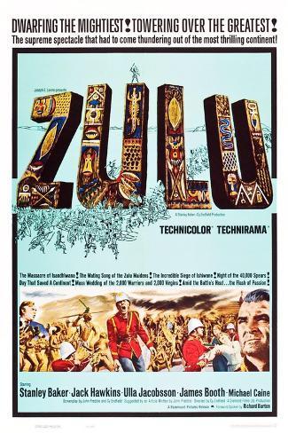 Zulu Art Print