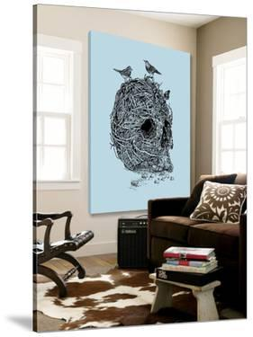 Skull Nest by Rachel Caldwell