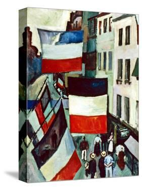 Dufy: Flags, 1906 by Raoul Dufy