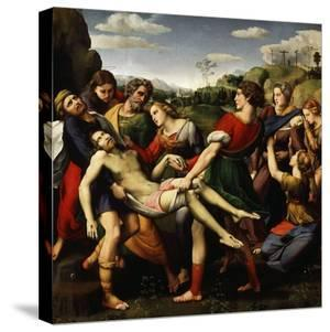 The Deposition of Christ, 1507 by Raphael