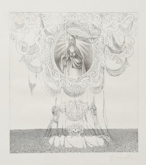 Untitled - Madonna Shrine by Rauch Hans Georg