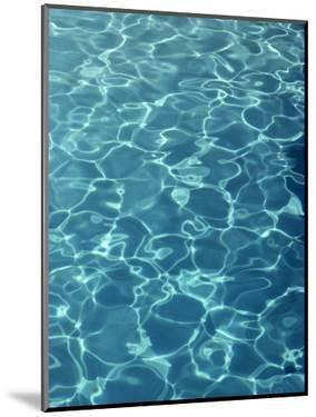 Close-Up of Water in Swimming Pool by Rawlings Walter