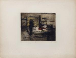 Vaisseau by René Carcan