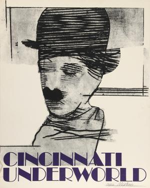 Cincinnati Underworld by Richard Merkin