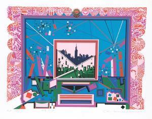 City 359 by Risaburo Kimura