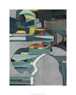 Mid-Century Collage IV by Rob Delamater