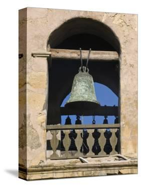 Carmel Mission Bell, Carmel, California, USA by Rob Tilley