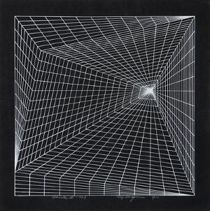 Lineate II by Roy Ahlgren