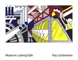 Study for Preparedness, 1968 by Roy Lichtenstein