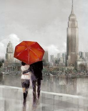 Modern Couple in New York by Ruane Manning