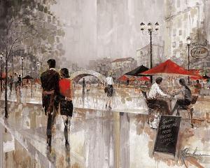 Riverwalk Charm (Couple) by Ruane Manning