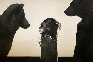 Unusual Encounter by Ruben Ireland