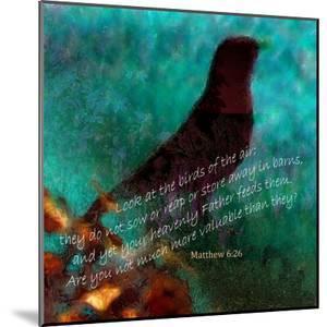 Matthew 6:26 by Ruth Palmer