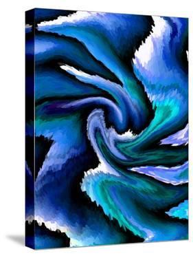 Opulent Blue I by Ruth Palmer
