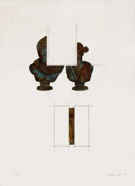 Variations sur la sculpture antique II by Sacha Sosno