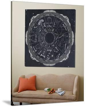 Night Sky Zodiac by Sara Zieve Miller