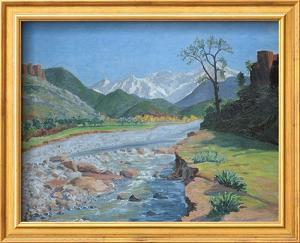 Valley of the Ourika by Sir Winston Churchill