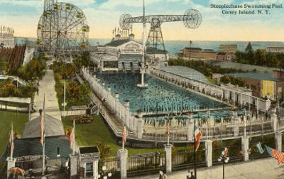 Coney Island Posters And Prints At
