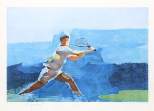 Tennis by Stephen Kuzma