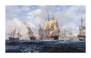 Battle of Copenhagen by Steven Dews